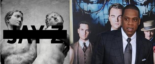 'Magna Carta Holy Grail' Album Artwork And Rapper Jay Z