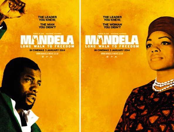 Mandela: Long Walk to Freedom.