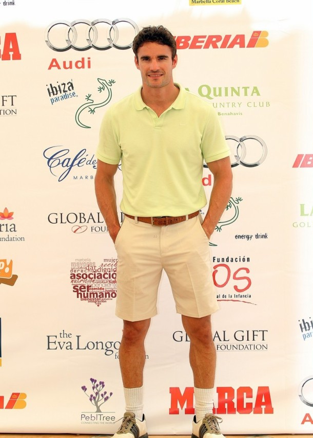 Global Gift Gala - Celebrity Golf Tournament 2013